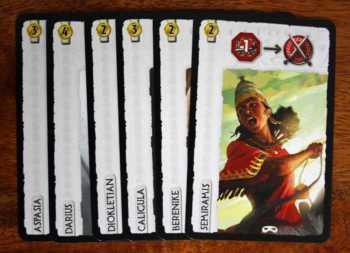 Neue Anführerkarten