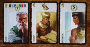 Die Anführerkarten
