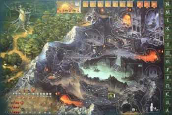 Rückseite: Die Minen