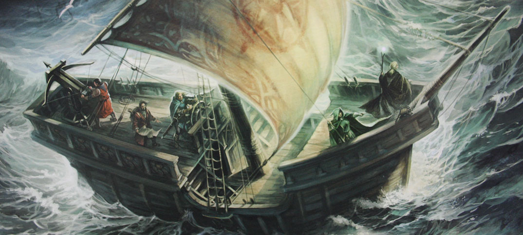 Die Reise in den Norden Die Legenden von Andor 2  Erweiterung
