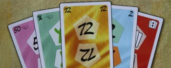 Auruxxx® - die goldene 12 / Kartenspiel von NOW games.
