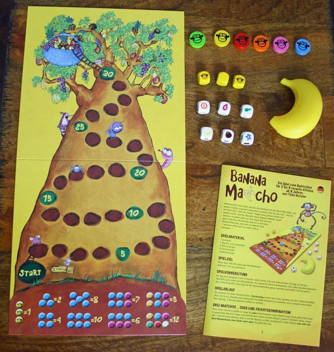 Spielzubehör von Banana Matcho