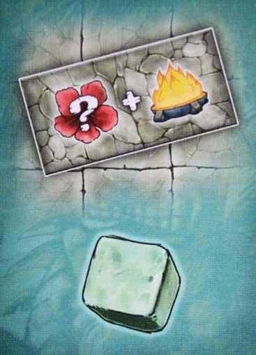 """Aktionskarte """"Bauen"""""""