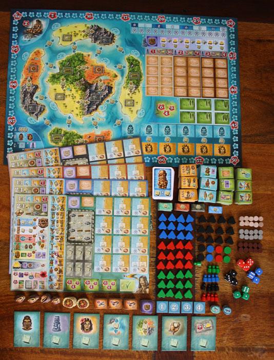 Spielzubehör von Bora Bora.