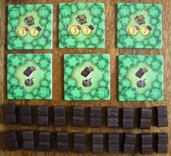 Cacao Chocolatl Modul 3.