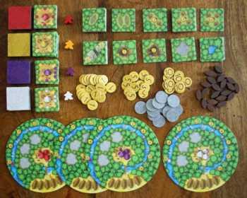 Spielzubehör von Cacao.