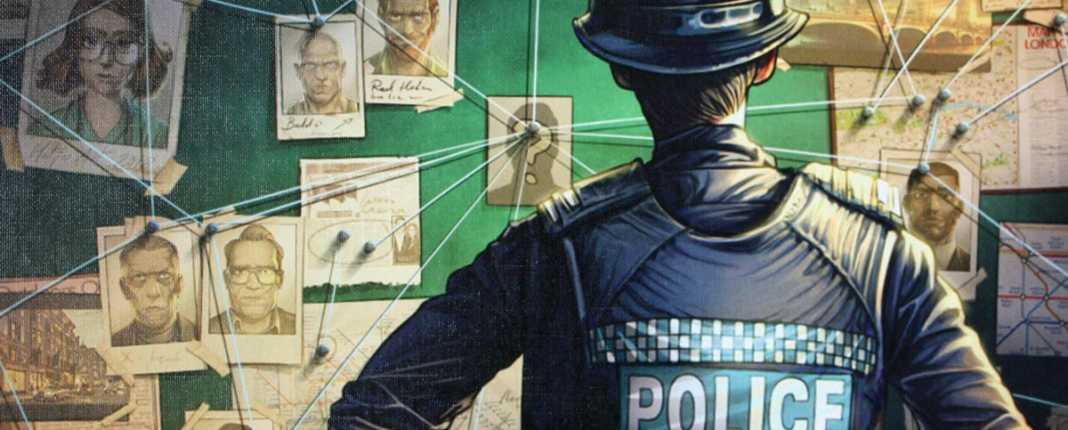Chronicals of Crime - Detektivspiel von Corax Games.