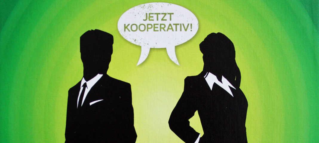Codenames Duett - Kooperatives Spiel.