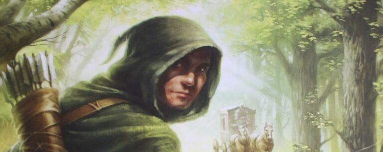 Die Abenteuer des Robin Hood Brettspiel von Kosmos.