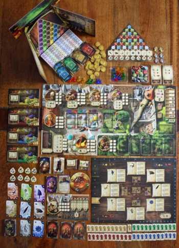 Spielzubehör von die Alchemisten