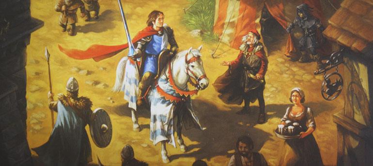 Dominion, das Spiel des Jahres 2009.