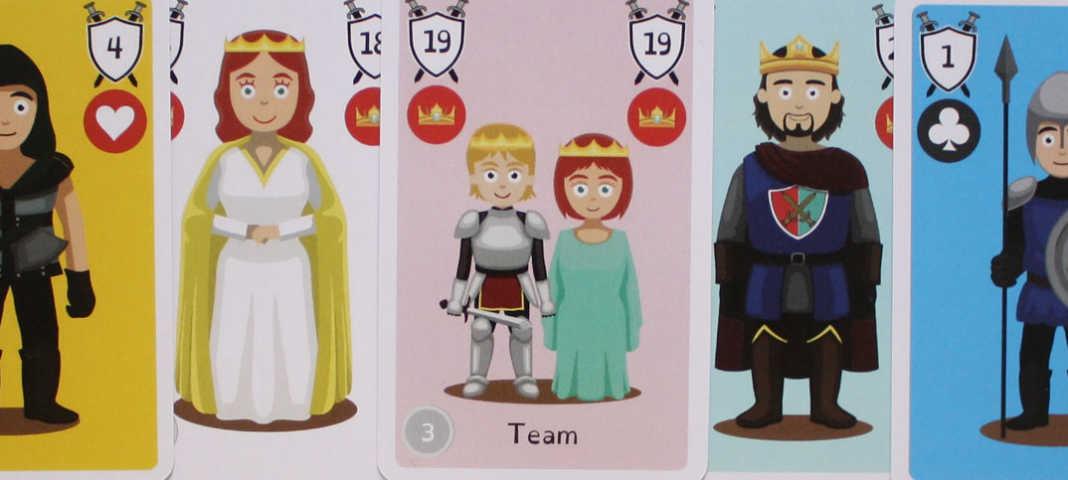 Doublehead Kids Kartenspiel