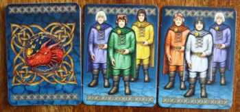 Die geheimen Spielerkarten