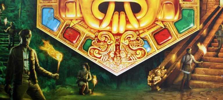 Wettlauf nach El Dorado - Die goldenen Tempel von Ravensburger.