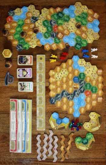 Spielzubehör von El Dorado - Die goldenen Tempel