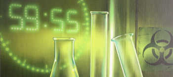 E.X.I.T. - Das geheime Labor.
