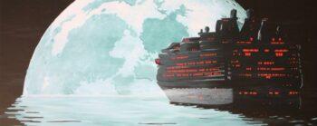 Cover Sebastian Fitzek Killer Cruise Brettspiel von moses.