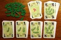 Spielzubehör von Fünf Gurken.