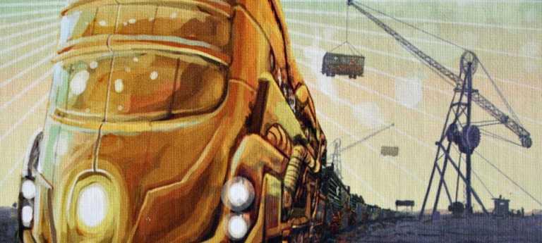 Game of Trains Kartenspiel von Abacusspiele.