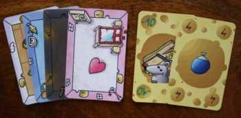 Karten nachziehen - Ausrüstung besorgen.