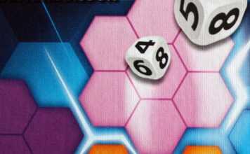 Hex Roller Würfelspiel von Pegasus / Frosted Games