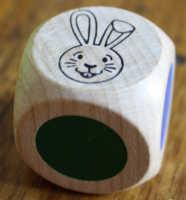 Das Hopp-Hopp-Häschen-Symbol.