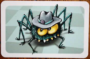 Spinnen vertreiben die Gäste.