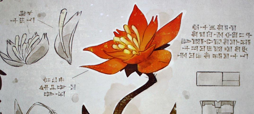Ishtar - Die Gärten von Babylon Brettspiel von iello.