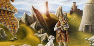 Isle of Skye Kennerspiel des Jahres 2016.