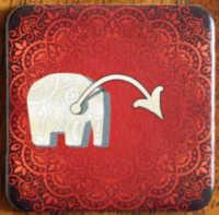 Elefant versetzen.