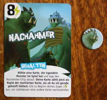 Karte: Nachahmer