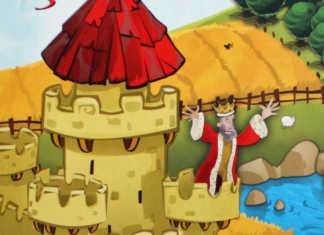 Kingdomino Legespiel von Pegasus