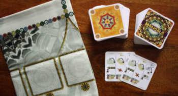 Spielzubehör zu Mandala.
