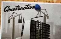Das Baustellenfeld