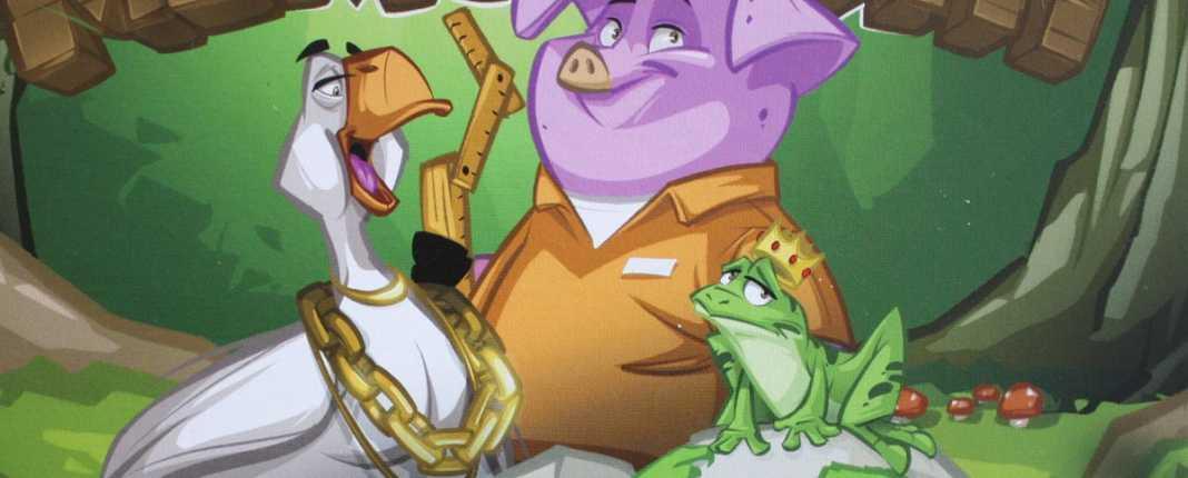 Memorinth Kinderspiel von Pegasus / Edition Spielwiese