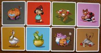 Die acht Märchen in Memorinth.