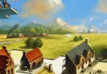 My City Legacy Spiel von Kosmos.