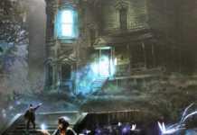 Mystery House Brettspiel von Schmidt Spiele.