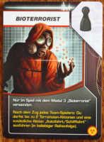 Die Rolle des Bioterrorists.