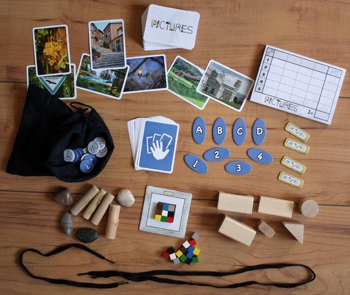 Spielzubehör von Pictures.
