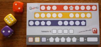 Der Spieler trägt die orangene 10 ein.