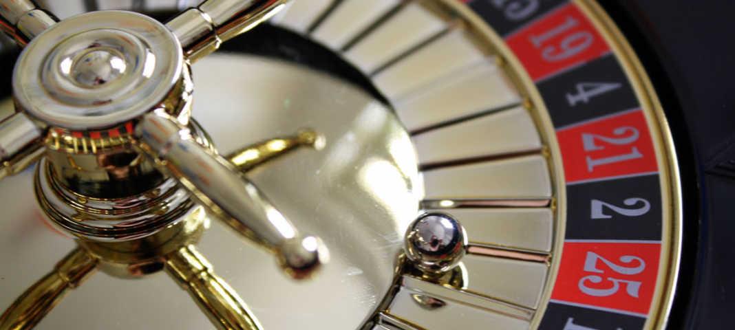 Roulette Deluxe-Set von Noris.