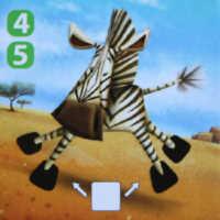 Savanne-Kinderspiel-Variante-Zebra