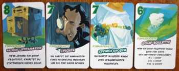 Einwurfkarten