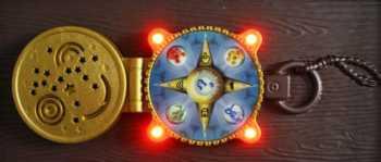 Der magische Kompass führt die Spieler durch das Spiel.