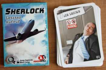 Sherlock - Letzter Aufruf