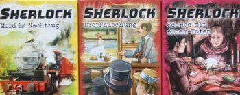 Sherlock Kartenspiel Serie 5 - Fälle 13-15 von Abacusspiele.