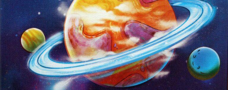 Silent Planet Kartenspiel von Amigo.
