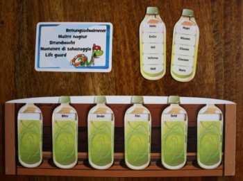 Snake-Oil-Flaschen-kombinieren