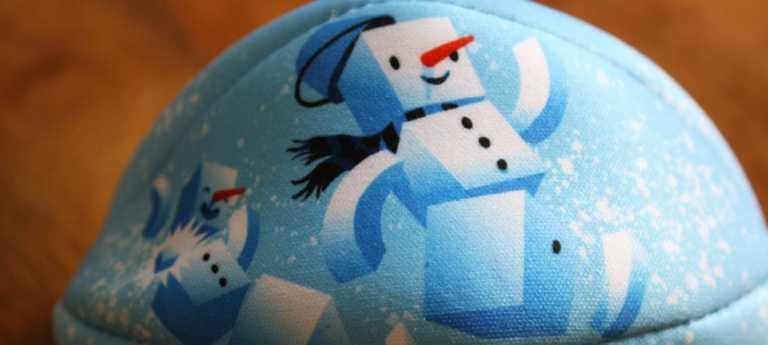 Snowman Dice von Brain Games.